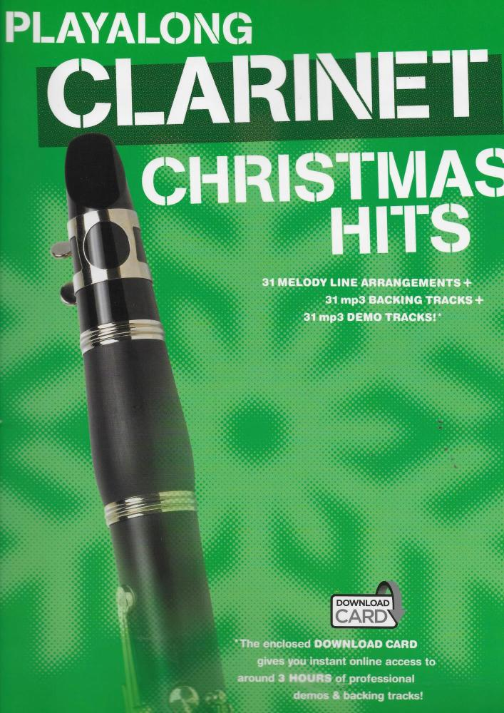 Play-Along Clarinet: Christmas Hits