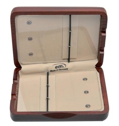Gewa Solid Wood 6 Saxophone Reed Case