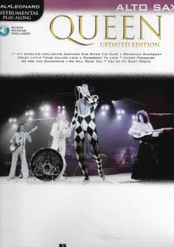 Queen - Alto Saxophone (Book/Audio)