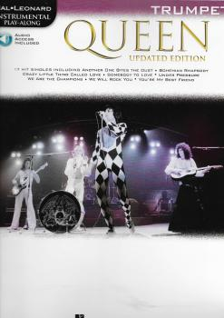 Queen - Trumpet (Book/Audio)