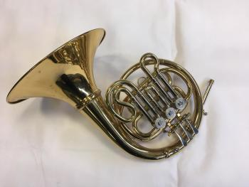 Single Bb french horn