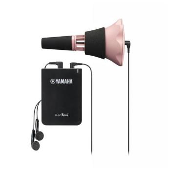 Yamaha NEW Silent Brass SB-7X for Trumpet - Pink