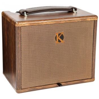 Kinsman 25W Acoustic Amplifier with Chorus, Mains/Battery Power