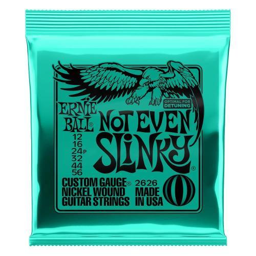 Ernie Ball Guitar Strings Not Even Slinky 12-56