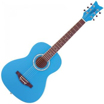 Junior Guitar Cotton Candy Blue
