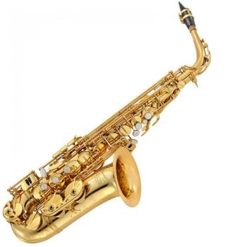Mauriat 67R Alto Saxophone - Gold Lacquer