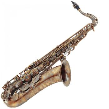 P.Mauriat System 76 Tenor Saxophone - Unlacquered