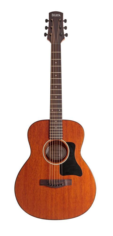 Adam Black O-2E Travel Guitar with Bag