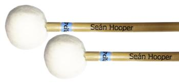 Seán Hooper BP4 2 Felt Layers Hard Timpani Mallets