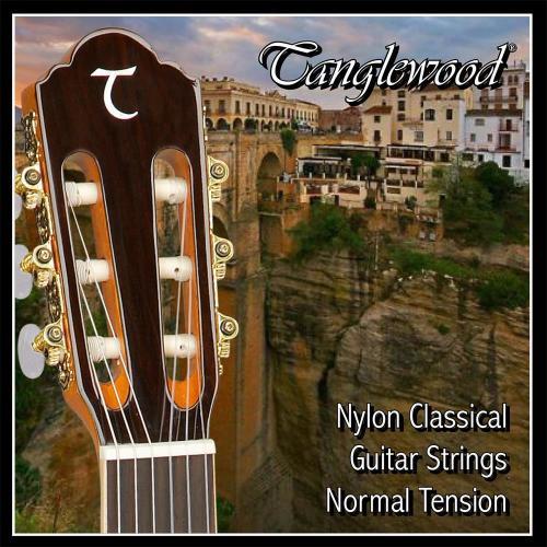 Tanglewood Classical Nylon Guitar Strings