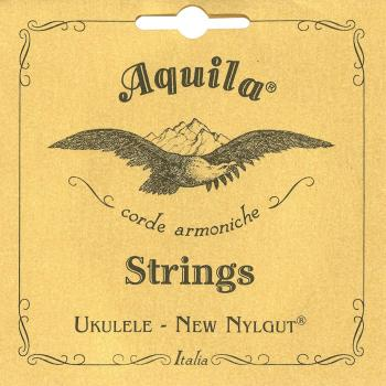 Aquila 19U Tenor Ukulele 8 String Set