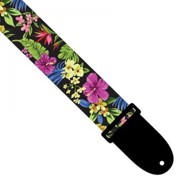 Perris Ukulele Strap - Flower