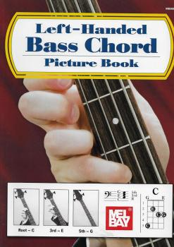 William Bay: Left-Handed Bass Chord Picture Book