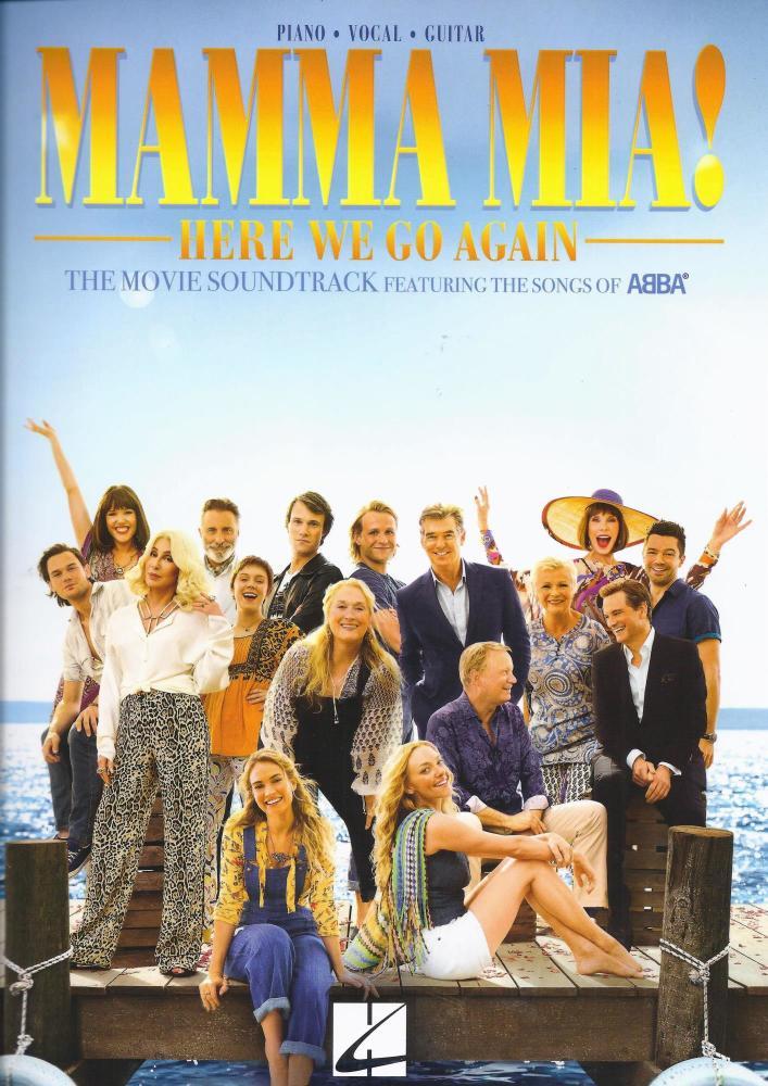 Mamma Mia! Here We Go Again (PVG)