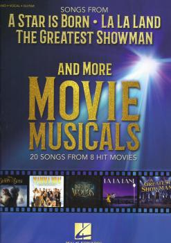 Songs FromA Star Is Born, The Greatest Showman, La La LandAnd More Movie Musicals PVG