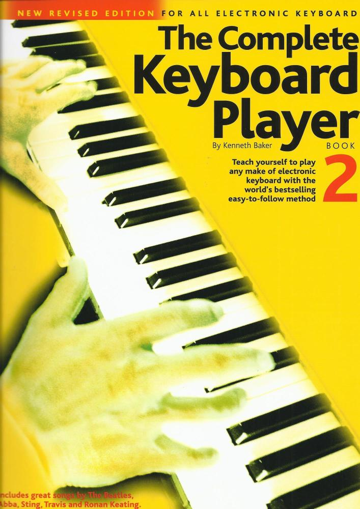 The Complete Keyboard Player: Book 2 (Revised Edition)