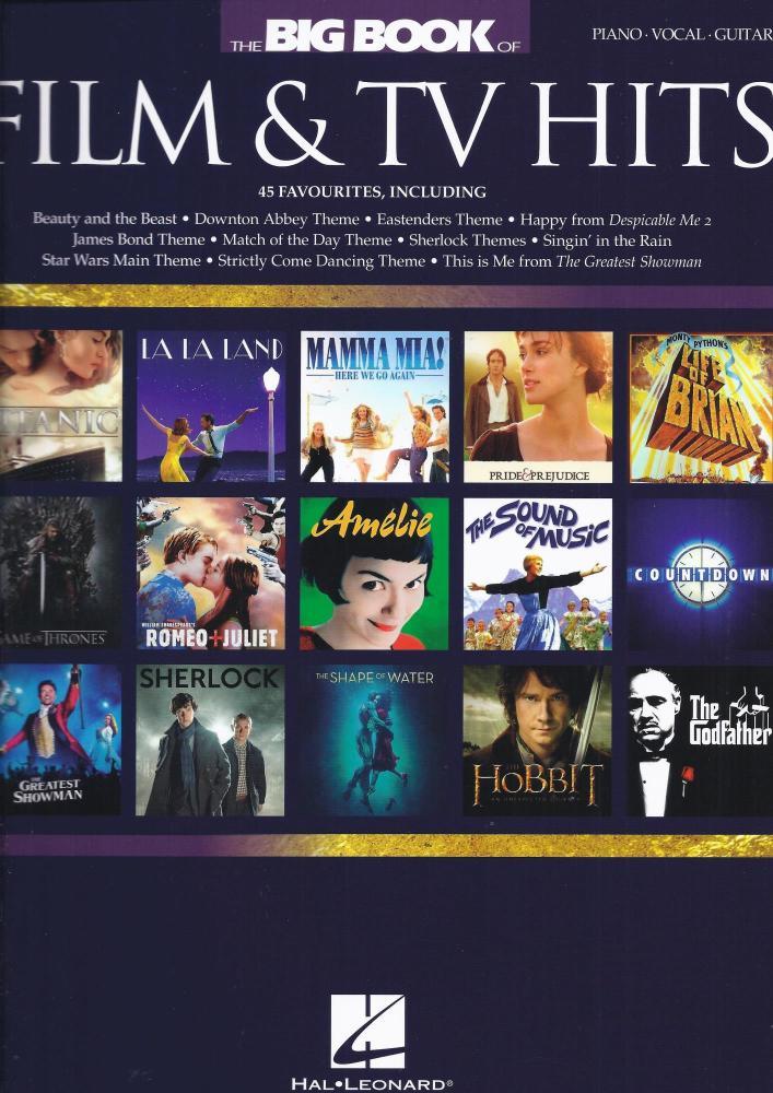The Big Book Of Film & TV Hits