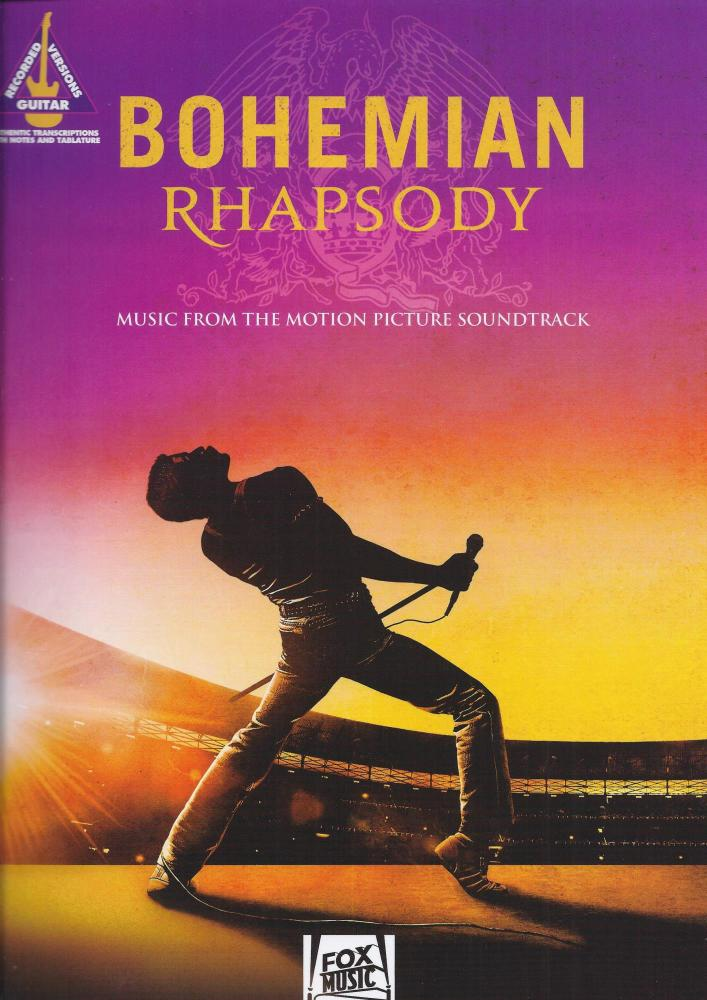 Bohemian Rhapsody: Music From The Motion Picture Soundtrack - Guitar Record
