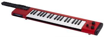 Yamaha Sonogenic SHS-500 Keytar in Red Yamaha PSR-E463 Digital Keyboard
