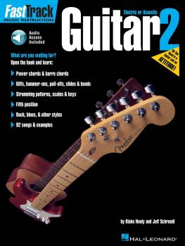 FastTrack - Guitar Method 2
