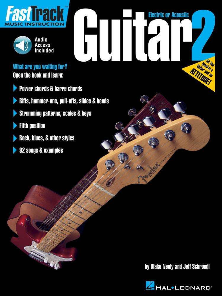 FastTrack - Guitar Method 2