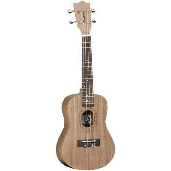 Tanglewood All Black Walnut Concert Ukulele
