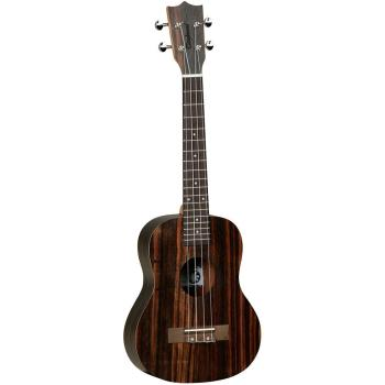 Tanglewood Tiare Series Tenor Ukulele - Fig Ebony Tip Back & Sides + Bag
