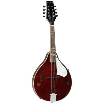 Tanglewood All Linden Teardrop F Hole Mandolin