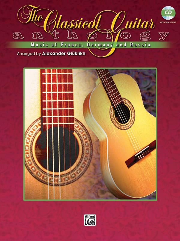 Classical Guitar Anthology