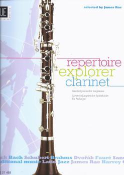 Repertoire Explorer - Clarinet