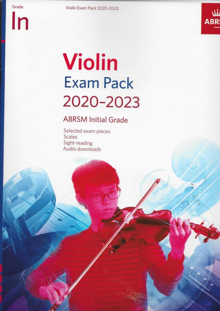 ABRSM Violin Exam Pieces Grade Initial 2020-2023