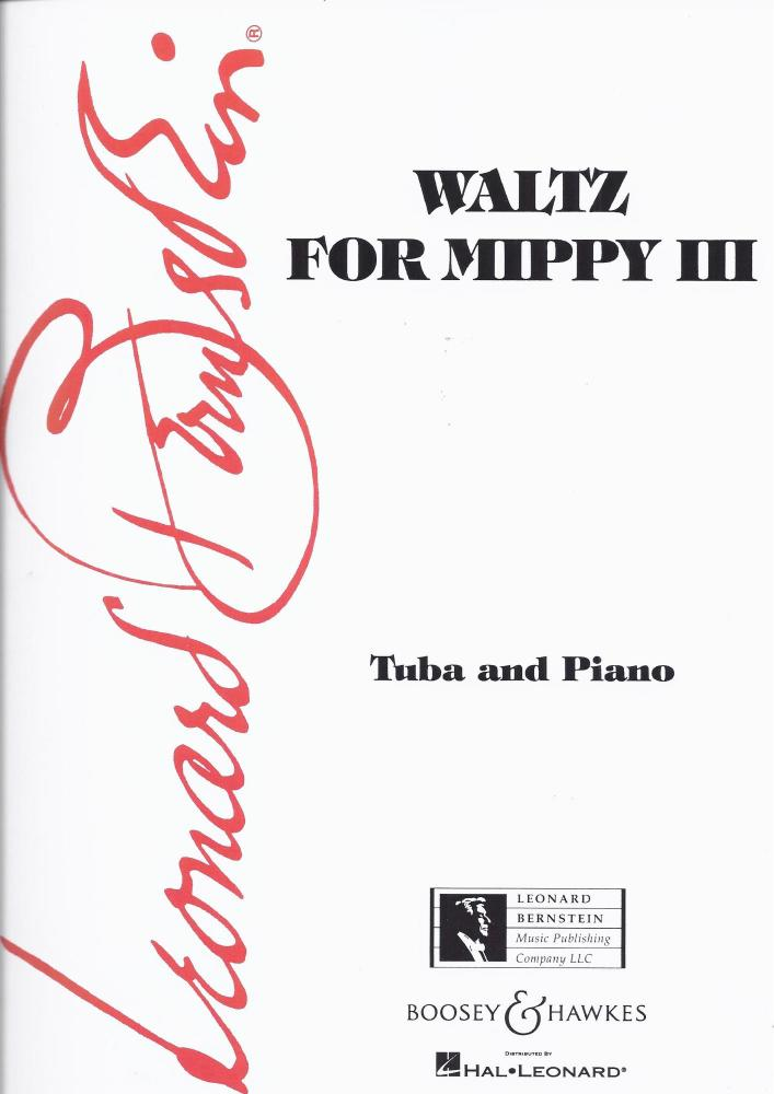 Waltz for Mippy III for Tuba - Leonard Bernstein