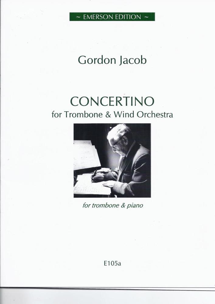 Concertino for Trombone - Gordon Jacob