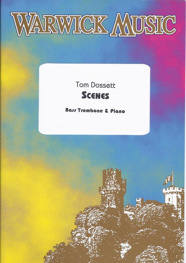 Scenes for Bass trombone and Piano