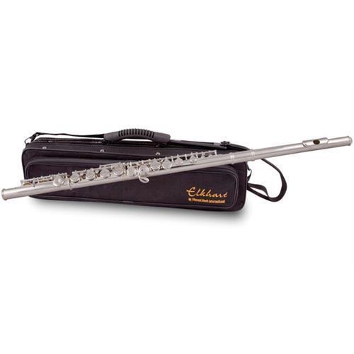 Elkhart 100FL Silver Plated Flute