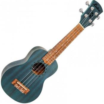 Vintage VUS5BL Laka Series Soprano Acoustic Ukulele