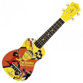 Yellow Submarine Ukulele - Characters