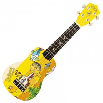 Yellow Submarine Ukulele - Yellow