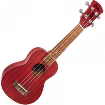 Vintage VUS5RD Laka Series Soprano Acoustic Ukulele