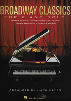 Broardway Classics for Piano songs
