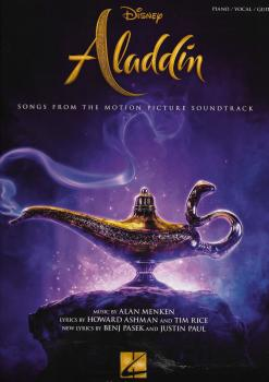 Aladdin - Piano, Vocal & Guitar