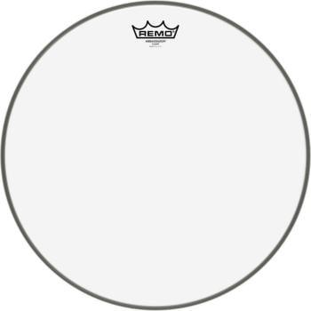 "Remo Ambassador 15"" Clear Drumhead"