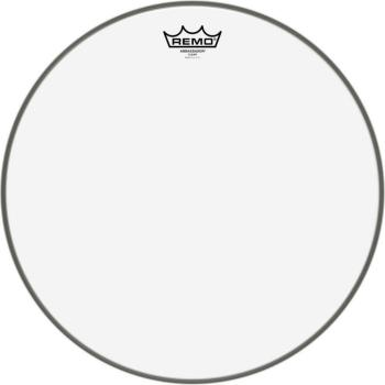 "Remo Ambassador 18"" Clear Drumhead"