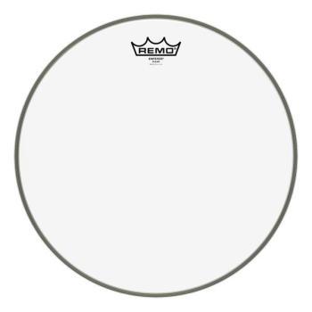 """Remo Emperor 8"""" Clear Drumhead"""