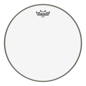"""Remo Emperor 13"""" Clear Drumhead"""
