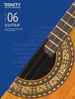 Guitar Exam Pieces 2020-2023: Grade 6