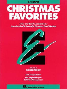 Essential Elements Christmas Favorites - Trumpet