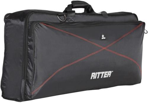 Ritter Keyboard Gig Bag 1360x460x150 Black/Red