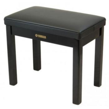 Yamaha Polished Ebony Digital Piano Stool
