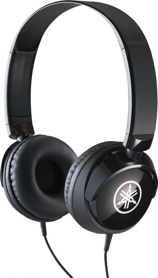 Yamaha HPH-50 Headphones in Black Finish